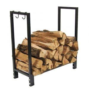 Sunnydaze Décor Indoor/Outdoor Firewood Rack
