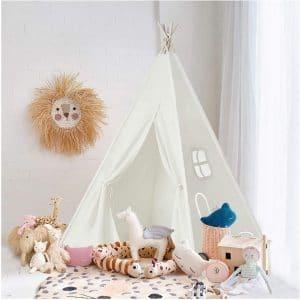Ukadou Kids Teepee Tent for Kids