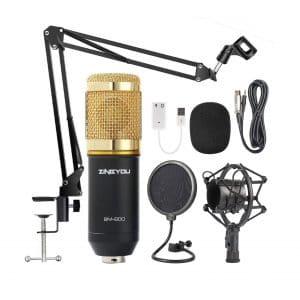 ZINGYOU Condenser Microphone
