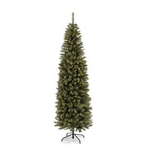 Best Choice Products 7.5 feet Premium Hinged Christmas Tree