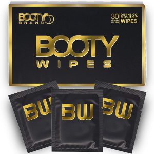 Booty Wipes for Men