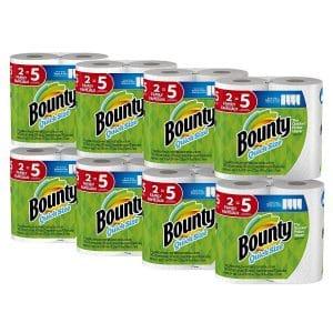 Bounty Quick-Size Paper Towels 16 Counts