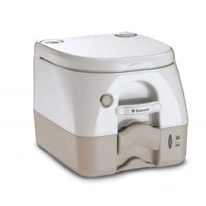 Dometic 2.6 Gallon Portable Outdoor Toilet