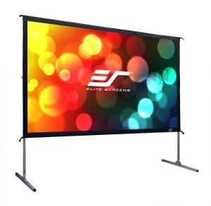 "Elite Screens 100"" Outdoor Projector Screen"