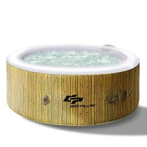 Go plus Outdoor Spa Inflatable Hot Tub