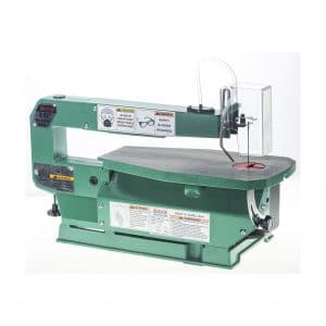 Grizzly Variable Speed Scroll Saw