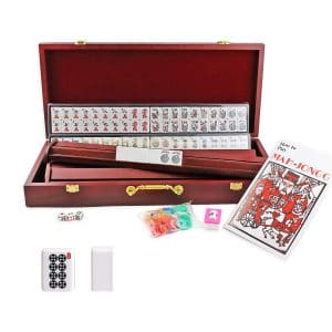 Kai Tai Inc 4 Pushers Complete American Mahjong Set