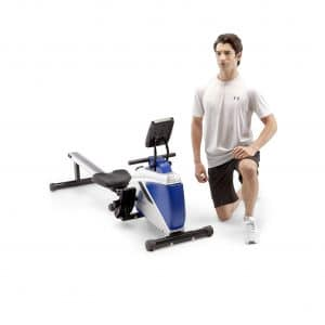 Marcy 8 Level Magnetic Resistance Foldable Rowing Machine