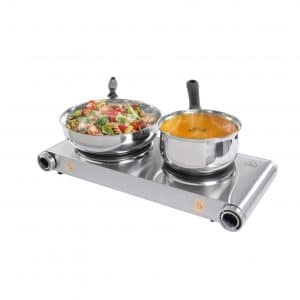 SUNAVO Hot Plates 1800W Double Burner