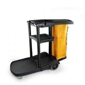 Farag Janitorial Commercial Housekeeping Janitorial Cart