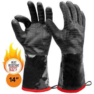 Heatsistance Heat Resistant BBQ Gloves