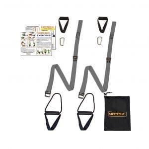 NOSSK TWIN PRO Strap Trainer (Gray)