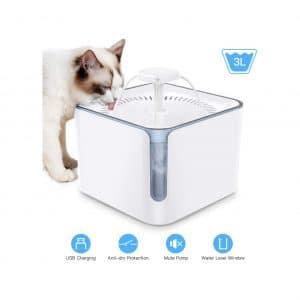 Nemobub Cat Water Fountain 3L