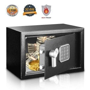 SereneLife Safe and Lock Box