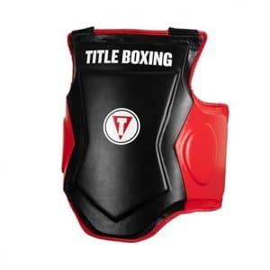 Title Boxing Training Boxing Body Protector