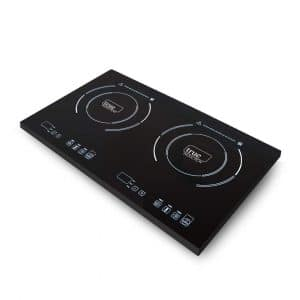 True Induction Cooktop Double Burner