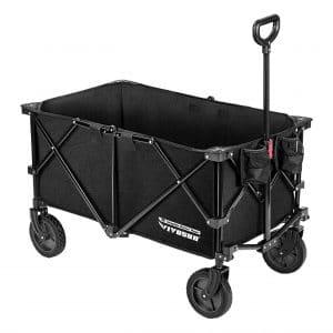 VIVOSUNFolding Collapsible Wagon