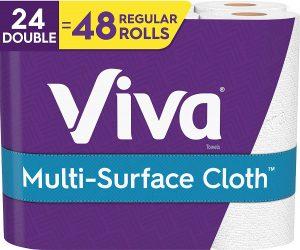 Viva Signature Cloth TaskSize Paper Towels