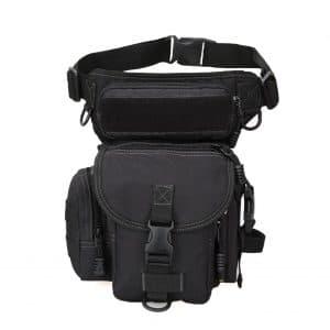 WalkingMan Drop Leg Waist Bag