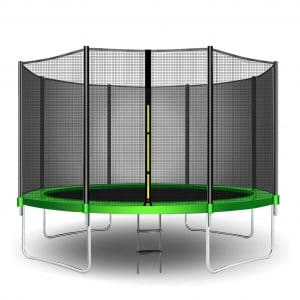 Beauty Kate Trampolines with Enclosure Net and Ladder