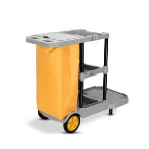 Goplus Commercial Janitorial Cart