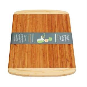 Greener Chef Extra-Large Bamboo Cutting Board