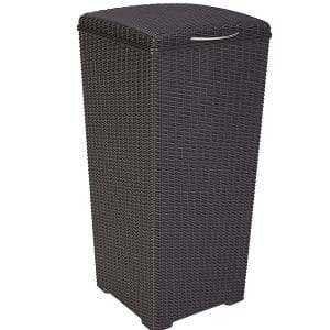 Keter Pacific Outdoor Trash Can