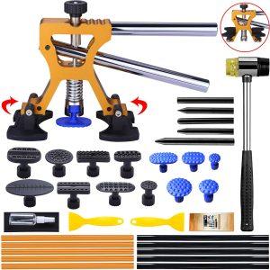 Manelord Auto Body Car Dent Puller Dent Repair Kit