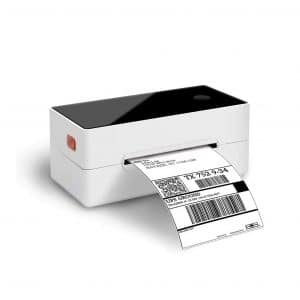 Phomemo Label Printer 4 x 6 Inches High-Speed Printing