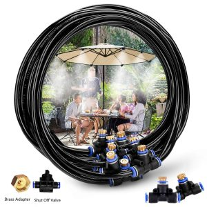 H&G Lifestyles Misters for Patio Misting System