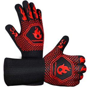Homemaxs BBQ Gloves