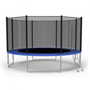 LONABR Trampoline Round Jumping Table
