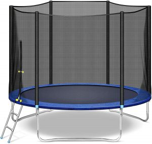 LUKDOF Trampoline Round Jumping Table