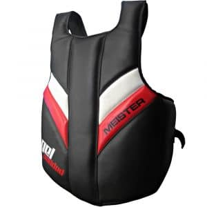 Meister Full Torso w/Gel Padding Chest Guard for Boxing