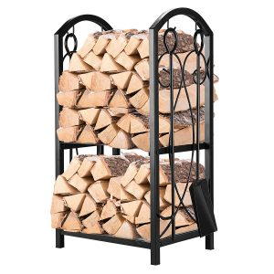Pinty Firewood Log Rack