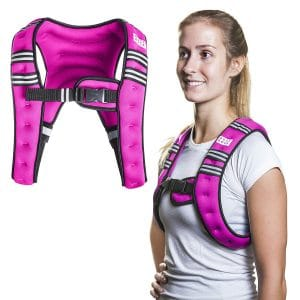 SWEATFLIX Weighted Body Vest