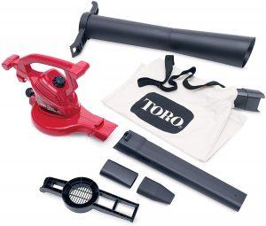 Toro 51619 UltraPlus Leaf Blower Vacuum