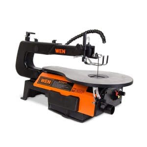 WEN 16-Inch Two-Direction Scroll Saw
