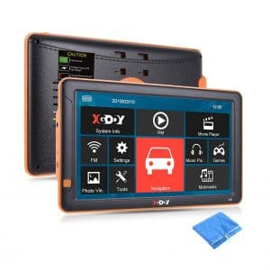 XGODY GPS Navigator for Cars