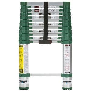 Xtend & Climb 780P Aluminum Telescoping Ladder Type IA Professional Series, 12.5-Foot