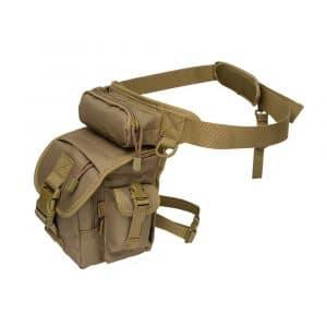 ANTARCTICA Waterproof Military Tactical Drop Leg Bag