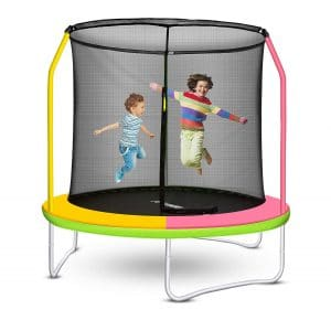 FAMIES 55 inches Kids Trampoline
