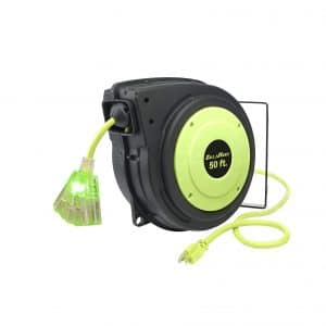 Flexzilla Retractable Extension Cord Reel