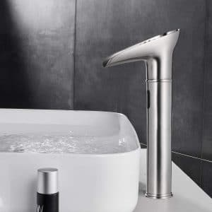 Gangang Led Touchless Kitchen Faucet