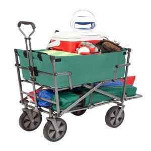 Mac Sports Heavy-Duty Collapsible Cart Wagon