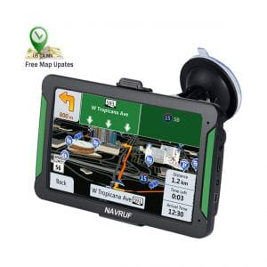 NAVRUF New GPS Navigation for Car