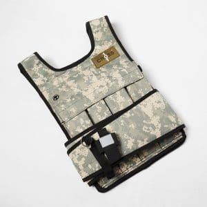 RUNmax Cross101 Adjustable Weighted Vest