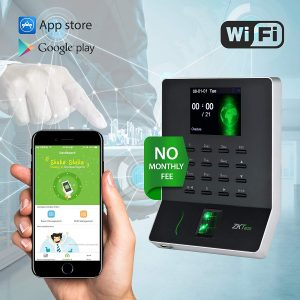 WL20 Biometric Fingerprint attendance machine