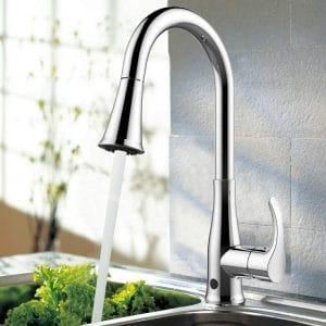 atalawa Wave SensorTouchless Kitchen Sink Faucet
