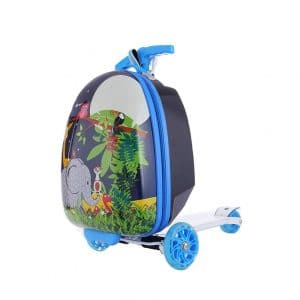 "17"" Kids Scooter Suitcase"